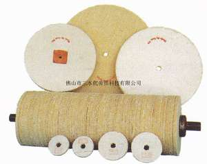 DS – DISC SISAL BUFFS 平面麻轮